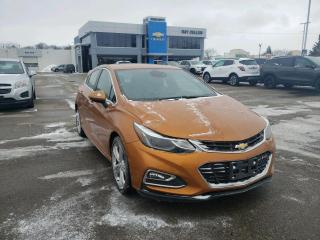 Used 2017 Chevrolet Cruze Premier Auto for sale in London, ON