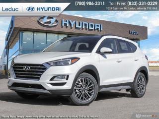 New 2021 Hyundai Tucson Luxury for sale in Leduc, AB