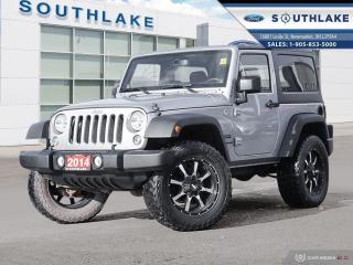 Used 2014 Jeep Wrangler SPORT for sale in Newmarket, ON