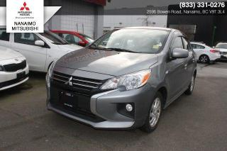 Used 2021 Mitsubishi Mirage SE for sale in Nanaimo, BC
