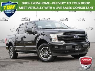 Used 2019 Ford F-150 Lariat|Navigation|Leather|Sunroof|3.5L Eco-boost!! for sale in Oakville, ON