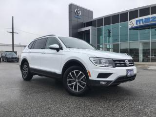 Used 2019 Volkswagen Tiguan Comfortline 4MOTION AWD | Navigation for sale in Chatham, ON