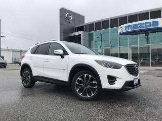 Used 2016 Mazda CX-5 GT AWD | Navigation | Moonroof for sale in Chatham, ON