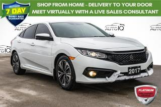 Used 2017 Honda Civic EX-T VERY CLEAN LOW MILEAGE CAR for sale in Innisfil, ON