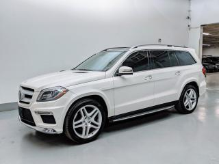 Used 2014 Mercedes-Benz GL-Class GL 350/AMG SPORT PKG/NAV/360 CAM/FULL LEATHER/DVD/PANO! for sale in Toronto, ON