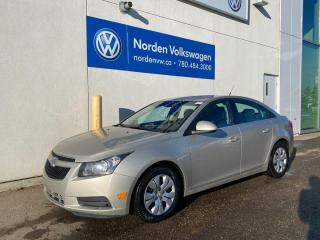 Used 2013 Chevrolet Cruze LT Turbo for sale in Edmonton, AB