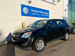 Used 2014 Chevrolet Equinox LS - AWD/Automatic/Power pkg for sale in Edmonton, AB