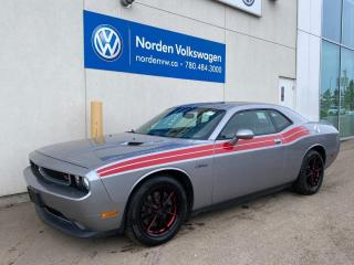 Used 2014 Dodge Challenger R/T Classic - Suede/Leather seats, Upgraded wheels - Rare!! for sale in Edmonton, AB