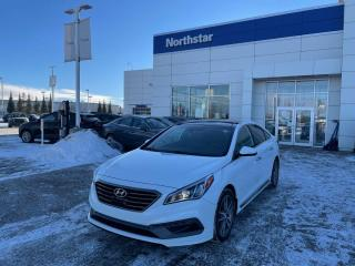 Used 2015 Hyundai Sonata ULTIMATE/TURBO/ADAPTIVECRUISE/PANOROOF/NAV/COOLEDSEATS for sale in Edmonton, AB