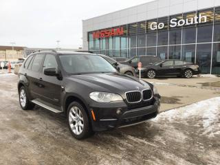 Used 2013 BMW X5 35i, AWD, LEATHER, NAVIGATION for sale in Edmonton, AB