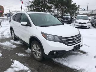 Used 2012 Honda CR-V alloys,s/roof,safety+3years warranty included for sale in Toronto, ON
