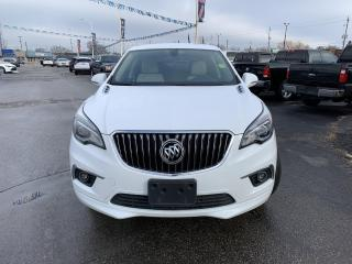 Used 2017 Buick Envision for sale in London, ON