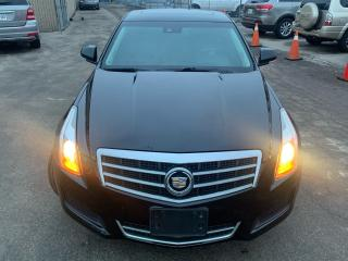 Used 2014 Cadillac ATS Luxury AWD for sale in Brampton, ON