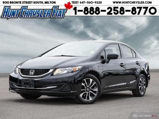 Used 2015 Honda Civic Sedan EX | SUN | HTD STS | AUTO & MORE!!! for sale in Milton, ON