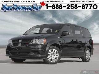 Used 2017 Dodge Grand Caravan SXT | STOW N GO | LOW KMS | GREAT SHAPE!!! for sale in Milton, ON