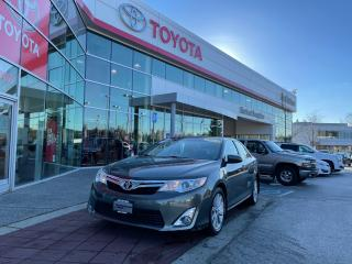 Used 2013 Toyota Camry XLE (A6) for sale in Surrey, BC