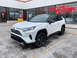 New 2021 Toyota RAV4 Hybrid XLE RAV4 HYBRID XSE Technology Package for sale in Mississauga, ON