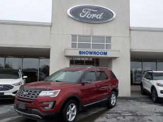 Used 2017 Ford Explorer XLT for sale in Mount Brydges, ON