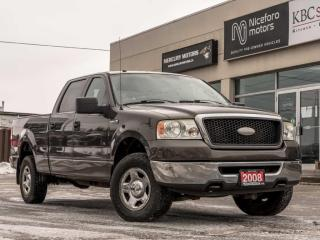 Used 2008 Ford F-150 4WD SUPERCREW for sale in Oakville, ON