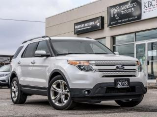 Used 2013 Ford Explorer 4WD 4dr Limited for sale in Oakville, ON