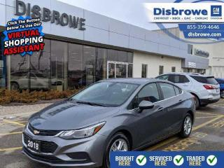 Used 2018 Chevrolet Cruze LT for sale in St. Thomas, ON
