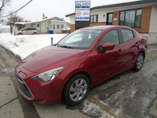 Used 2016 Toyota Yaris for sale in Ancienne Lorette, QC
