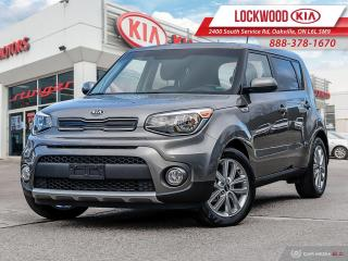 Used 2018 Kia Soul EX Auto | Low Mileage | One Owner | Not Rental for sale in Oakville, ON