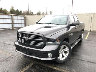 Used 2015 Dodge Ram 1500 SPORT CREW 4WD for sale in Cayuga, ON