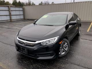 Used 2017 Honda Civic LX for sale in Cayuga, ON