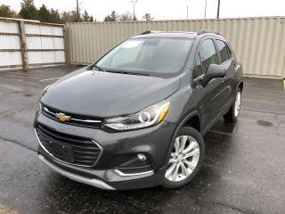 Used 2020 Chevrolet Trax Premier AWD for sale in Cayuga, ON