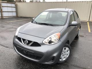 Used 2018 Nissan Micra for sale in Cayuga, ON