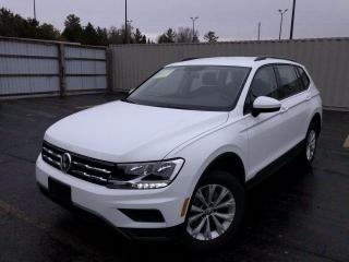 Used 2020 Volkswagen Tiguan Trendline 4Motion for sale in Cayuga, ON