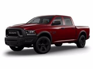 New 2021 RAM 1500 Classic Warlock for sale in Saskatoon, SK