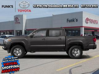 New 2021 Toyota Tacoma TRD Off-Road  - Navigation for sale in Steinbach, MB
