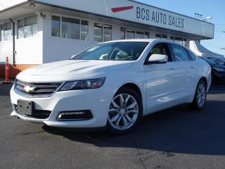 Used 2019 Chevrolet Impala One Owner No Accidents Leather Seating LT Model for sale in Vancouver, BC