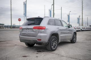 Used 2017 Jeep Grand Cherokee Limited LEATHER/SUNROOF/UCONNECT/REAR CAMERA for sale in Concord, ON
