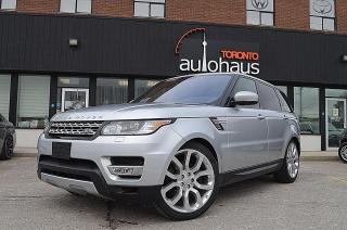 Used 2016 Land Rover Range Rover Sport DIESEL I HSE SPORT PACKAGE for sale in Concord, ON