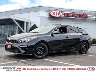 Used 2020 Kia Forte5 EX | 1OWNER | OFFLEASE | CARPLAY | ONLY27000KMS for sale in Burlington, ON