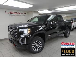 New 2021 GMC Sierra 1500 AT4 - Sunroof - Premium Package for sale in Burlington, ON