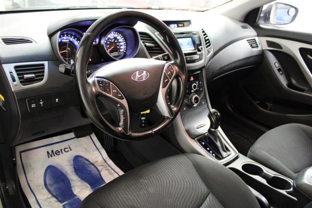 2015 Hyundai Elantra GLS at