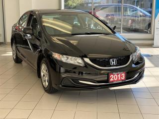 Used 2013 Honda Civic Sedan LX 5AT for sale in Burnaby, BC