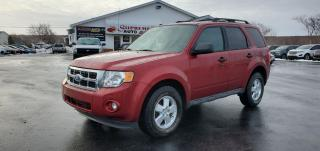 Used 2012 Ford Escape XLT for sale in Mount Pearl, NL