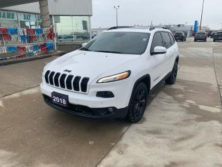 Used 2018 Jeep Cherokee High Altitude for sale in Tilbury, ON