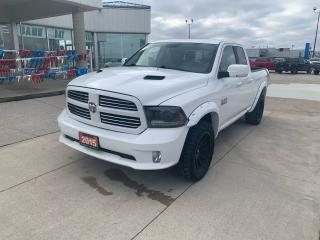 Used 2015 RAM 1500 SPORT for sale in Tilbury, ON