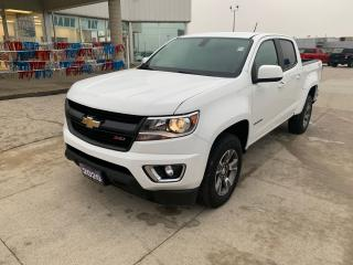 Used 2020 Chevrolet Colorado 4WD Z71 for sale in Tilbury, ON