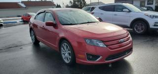 Used 2011 Ford Fusion SEL for sale in Mount Pearl, NL