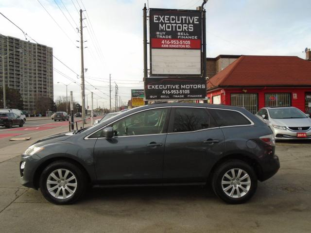 2011 Mazda CX-7 GX/ ONE OWNER / NO ACCIDENT / REMOTE START/LEATHER