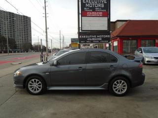 Used 2010 Mitsubishi Lancer SE/ LOW KM / PWR GROUP / CLEAN / FUEL SAVER / MINT for sale in Scarborough, ON