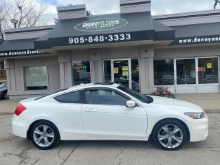 Used 2011 Honda Accord EX-L W/NAVI for sale in Mississauga, ON
