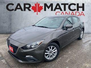 Used 2014 Mazda MAZDA3 GS-SKY / AUTO / AC / ALLOY'S for sale in Cambridge, ON